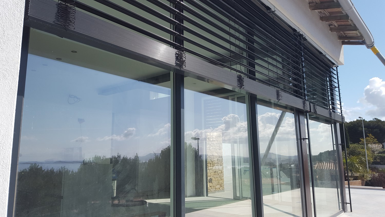 Brise Soleil Orientable Nice Aluminium Store A Lames Orientables